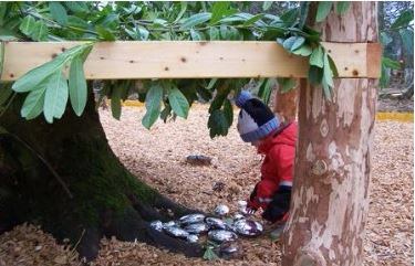 outdoor play for children