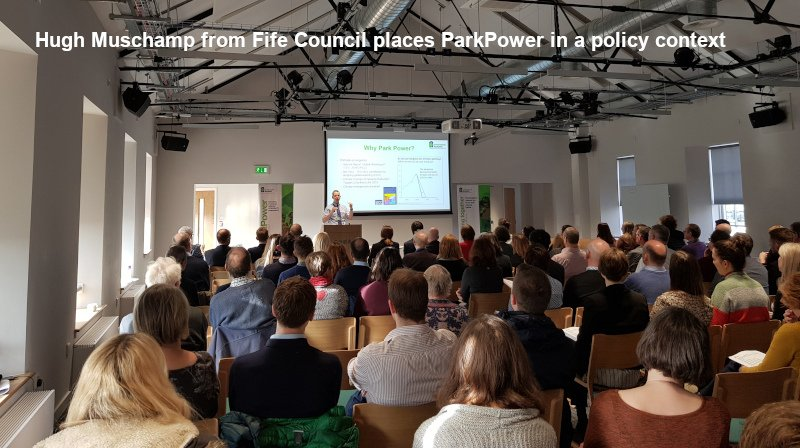 ParkPower Conference Fife Council