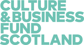 Culture and Business Sotland logo