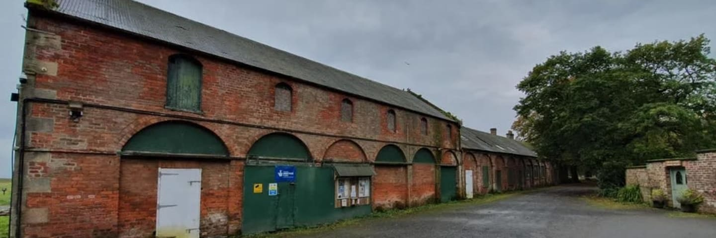 Silverburn Flax Mill