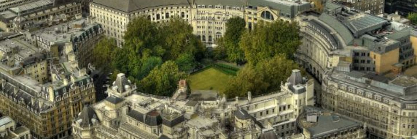 Architecture competition launched to redesign historic city gardens in London
