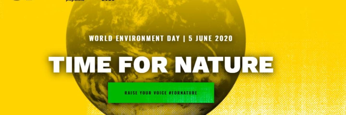 It's World Environment Day #ForNature