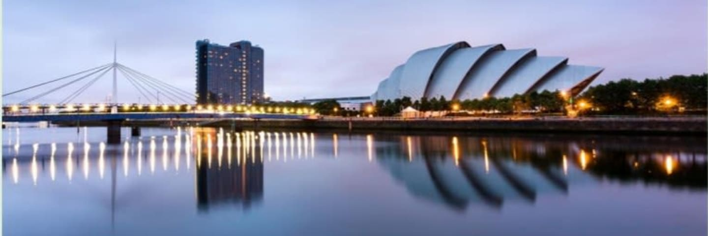 Glasgow declared a global green city