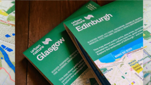 Urban Nature Maps for Glasgow & Edinburgh - nearby nature in everyday lives