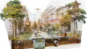 International design competition reveals future shape of the high street